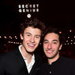 Scott Harris and Shawn Mendes