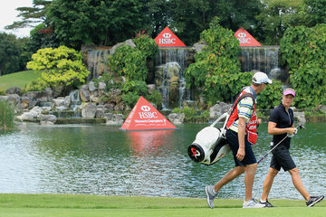 David Brooker HSBC Women's Champions - Day One