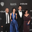 Hagai Levi InStyle And Warner Bros. Golden Globes Party — Part 2