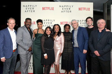 Haifaa Al Mansour Netflix's 'Nappily Ever After' Special Screening