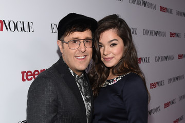 Hailee Steinfeld 12th Annual Teen Vogue Young Hollywood Party With Emporio Armani