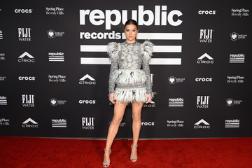Hailee Steinfeld Republic Records Grammy After Party At Spring Place Beverly Hills - Arrivals