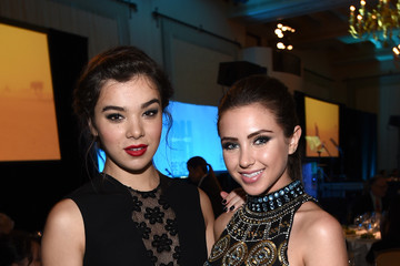 Hailee Steinfeld 'Beyond Hunger: A Place at the Table' Gala