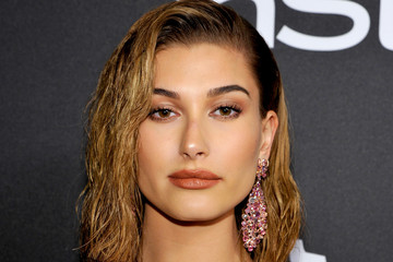 Hailey Baldwin The 2017 InStyle and Warner Bros. 73rd Annual Golden Globe Awards Post-Party - Red Carpet