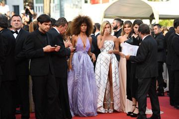 Hailey Baldwin 'The Beguiled' Red Carpet Arrivals - The 70th Annual Cannes Film Festival