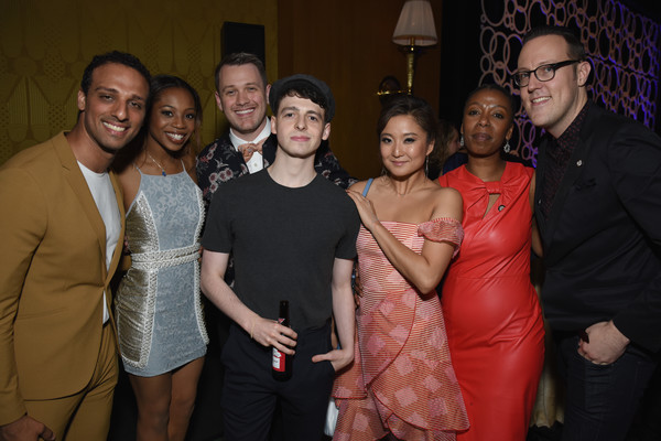 Tony Honors Cocktail Party Presenting The 2018 Tony Honors For Excellence In The Theatre And Honoring The 2018 Special Award Recipients - Inside