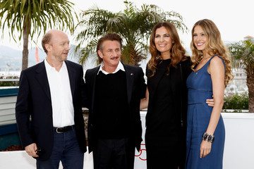 Sean Penn Paul Haggis 'Haiti Carnaval In Cannes' Photocall - 65th Annual Cannes Film Festival