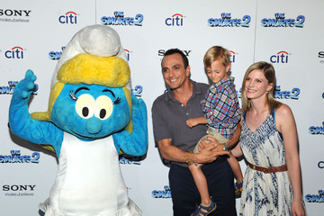 "Hal Azaria ""The Smurfs 2"" New York Blue Carpet Screening"