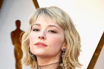 Haley Bennett 90th Annual Academy Awards - Arrivals