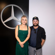 Haley Joel Osment Emily Osment And Haley Joel Osment Enjoy The Mercedes-Benz VIP Suite At The US Open