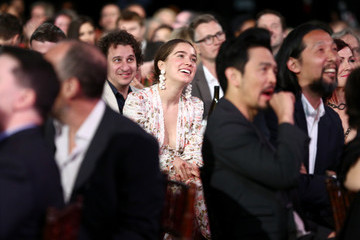 Haley Lu Richardson 2018 Film Independent Spirit Awards  - Sponsors