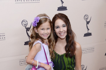 Haley Pullos Daytime Emmy Nominees Cocktail Reception