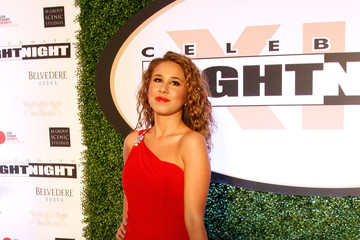 Haley Reinhart Celebrity Fight Night XIX - Arrivals