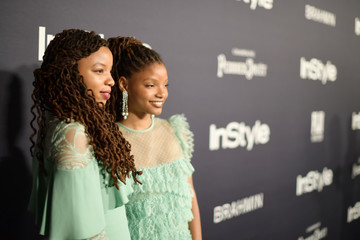 Halle Bailey InStyle Presents Third Annual 'InStyle Awards' - Red Carpet