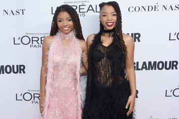 Halle Bailey Glamour Celebrates 2017 Women of the Year Awards - Arrivals