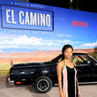 Halle Bailey Netflix Hosts The World Premiere For 'El Camino: A Breaking Bad Movie' In L.A.