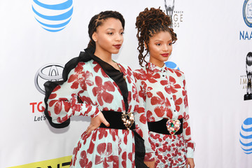 Halle Bailey 48th NAACP Image Awards -  Arrivals