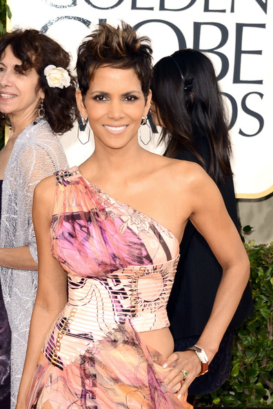 Halle Berry - 70th Annual Golden Globe Awards - Arrivals