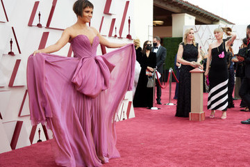 Halle Berry 93rd Annual Academy Awards - Arrivals