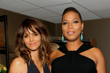 Halle Berry Queen Latifah 2nd Annual unite4:humanity Presented By ALCATEL ONETOUCH - Backstage And Audience