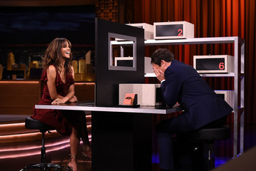 Halle Berry Halle Berry Visits 'The Tonight Show Starring Jimmy Fallon'