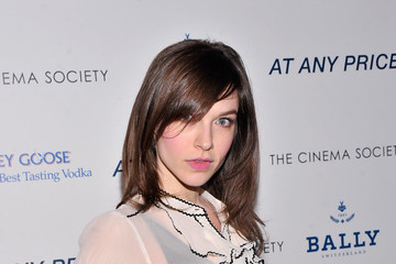 Hallie Newton 'At Any Price' Screening in NYC