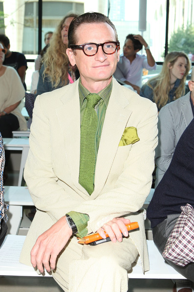 Tory Burch - Front Row - Spring 2012 Mercedes-Benz Fashion Week