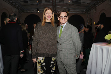 Hamish Bowles Virginia Smith The Costume Institute's Spring 2019 Exhibition 'Camp: Notes on Fashion' Press Event