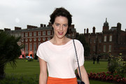 Michelle Ryan attends at the opening night of Hampton Court Palace Festival 2012  at Hampton Court Palace on June 14, 2012 in London, England.