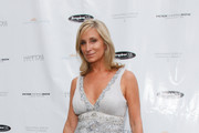 Sonja Morgan attends Hamptons Magazine Celebration of The Children's Justice Campaign Of Joan & George Hornig on August 16, 2014 in Water Mill, New York.