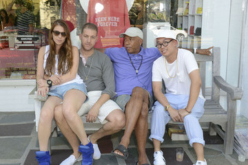 Jeff Goldstein Hamptons Magazine Celebrates The Launch Of Havaianas Shop-In-Shop At The New Blue&Cream Shop