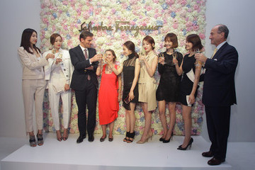 Han Hye-Jin L'icona Event by Ferragamo
