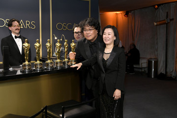 Han Jin-won 92nd Annual Academy Awards - Governors Ball