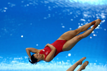 Han Wang FINA/NVC Diving World Series 2016 - Dubai