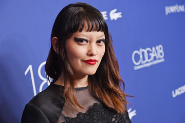 Hana Mae Lee 18th Costume Designers Guild Awards - Arrivals And Red Carpet
