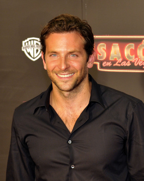 Bradley Cooper on the red