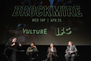Hank Azaria Vulture + IFC Celebrate The Season 2 Premiere Of 'Brockmire'