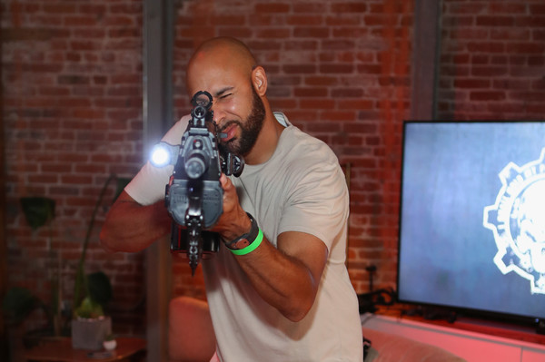 Xbox & 'Gears of War 4' Los Angeles Launch Event at the Microsoft Lounge