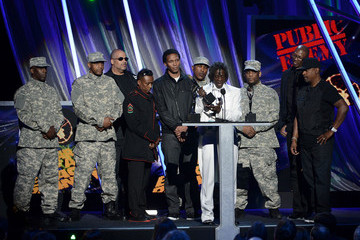 Hank Shocklee Rock and Roll Hall of Fame Induction Ceremony