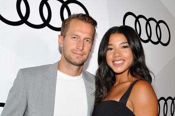 Hannah Bronfman Brendan Fallis Audi Celebrates the 68th Emmys
