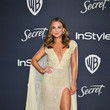 Hannah Brown 21st Annual Warner Bros. And InStyle Golden Globe After Party - Arrivals