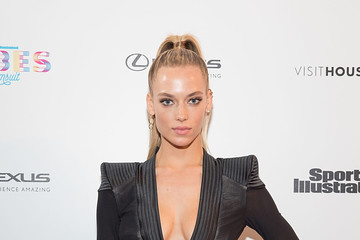 Hannah Ferguson VIBES by Sports Illustrated Swimsuit 2017 Launch Festival - Day 2