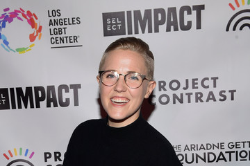 Hannah Hart Project Contrast x Select Impact 'Series 3' Photo Gallery Opening Night - Arrivals