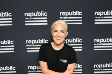 Hannah Hart Republic Records Celebrates The 2019 VMAs At The Fleur Room At Moxy Chelsea