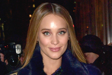 Hannah Jeter Sports Illustrated Swimsuit 2017 Launch Event - Outside Arrivals