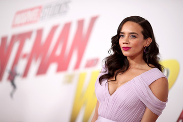 Hannah John-Kamen Premiere Of Disney And Marvel's 'Ant-Man and the Wasp' - Arrivals