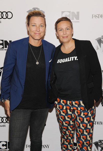 Fast Company Innovation Festival - Soccer Star and Activist Abby Wambach and Nike's Hannah Jones on Challenging the Status Quo