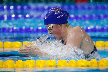 Hannah Miley 13th FINA World Swimming Championships (25m) - Day 1
