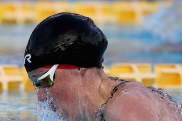 Hannah Miley 54th Sette Colli International Swimming Trophy