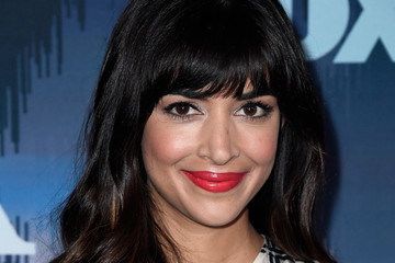 Hannah Simone 2017 Winter TCA Tour - FOX All-Star Party - Arrivals